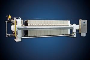 1500mm Filter Press