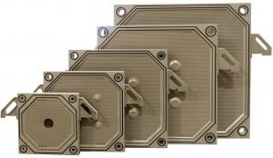 Micronics Filter Plates