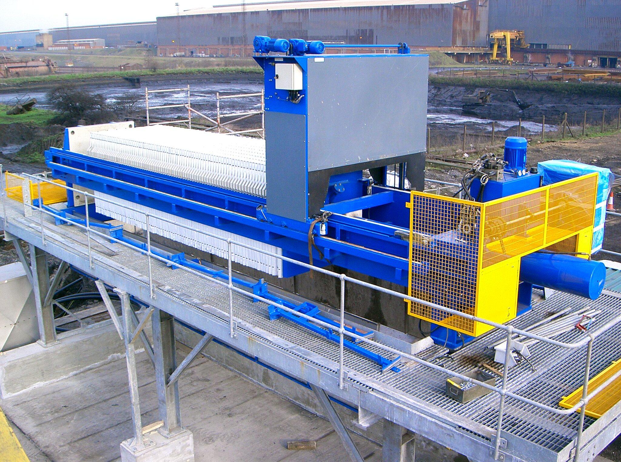 Wet Filtration System