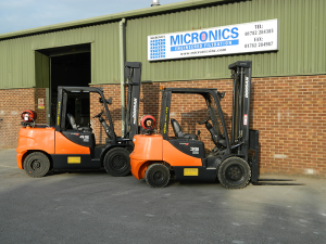 Micronics UK Location