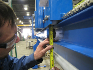 Filter Press Maintenance