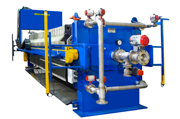 Filter press machinery