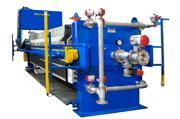 Filter press machinery