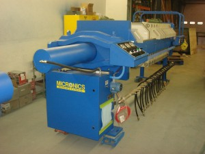 Filter Press for Pharmaceutical Applications