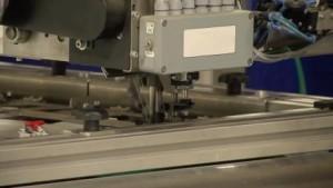 Filter Cloth Stitching