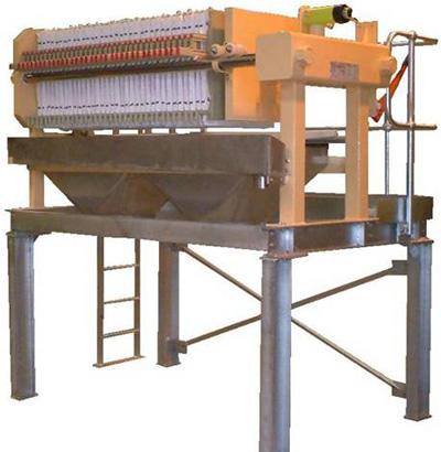 Small Filter Press