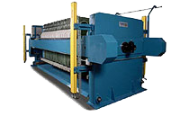 Open High Capacity Filter Press