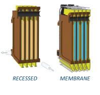 LASTA Recessed Membrane