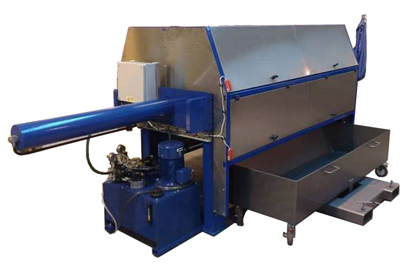 Enclosed Filter Press