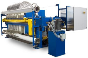 Vacuum Filter Presses