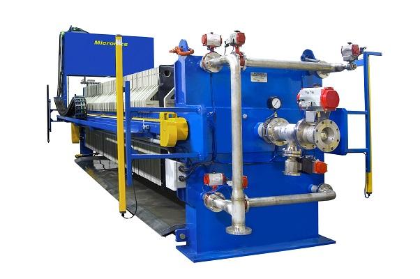 Micronics Filter Press