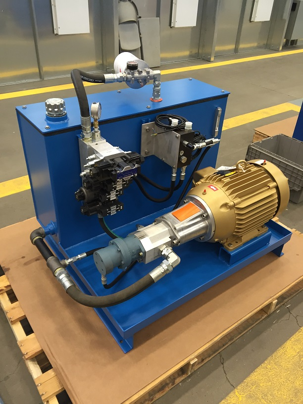 Perrin Hydraulic Power Unit