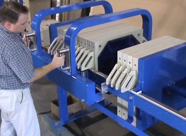 Filter Press Operation