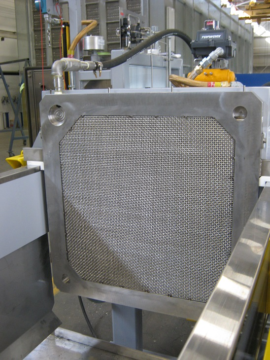 Stainless Steel Filter Plate Frame