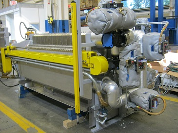 Explosion Proof Filter Presses