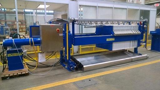 Rollbar Filter Press