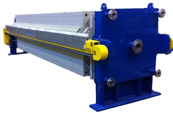 1200mm Filter Press