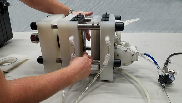 Filter Press Pilot Testing