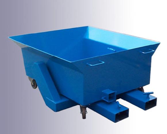 Filter Press Cake Cart