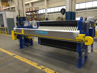 Do You Provide Filter Press Dewatering Solutions for Commercial Laundries?