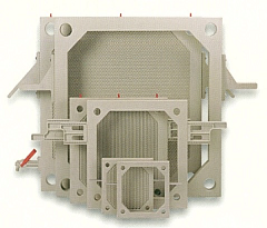 Plate and Frame Filter Plates
