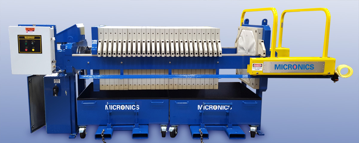 800mm Filter Press