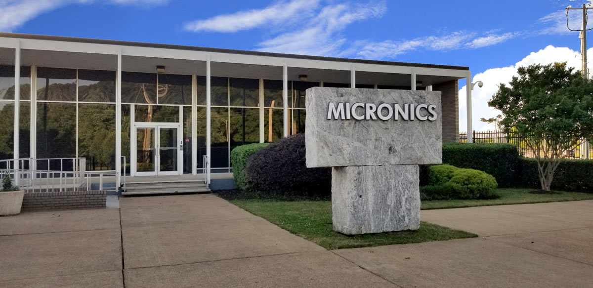 Micronics Chattanooga Location