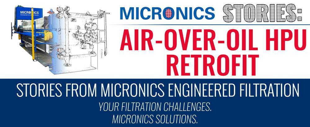 Air-Over-Oil Retrofit
