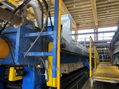 Zinc Purification Press 2