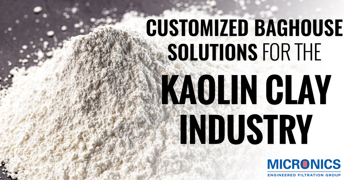 Kaolin Clay Baghouse Solutions